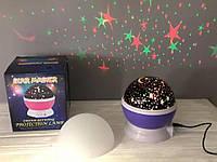 Ночник-проектор звездного неба Star Master Pro