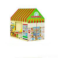 """Детский игровой домик Bambi M 3789 """"Магазин"""", 103 х 93 х 69 см"""