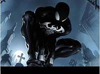 Большая игрушка Человек-Паук (Веном) 30 см, серия Титаны