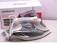 Паровой утюг Operatec 1004 с керамической подошвой 2200Вт