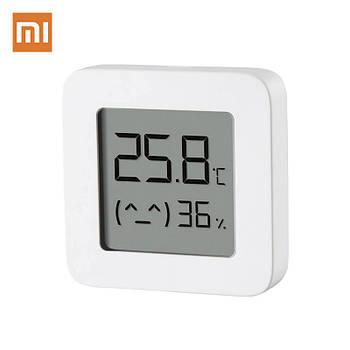 Цифровой термометр-гигрометр Xiaomi Mijia Bluetooth (Version 2) датчик для умного дома