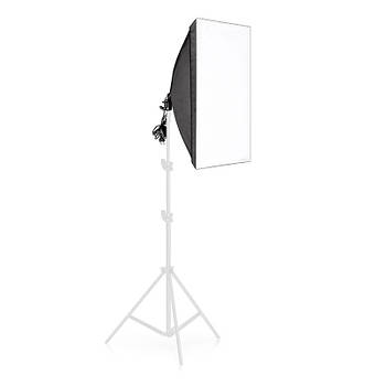Софтбокс Yao Yi 50*70 см Е27 для постоянного студийного света