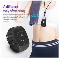 Смарт часы Фитнес браслет часы Smart Life HP-P1 практичный регулируемый силиконовый браслет