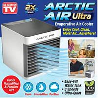 Кондицеонер мини Arctic Air Ultra портативный охладитель воздуха работает от USB