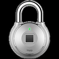 Умный замок Tapplock One можно открыть по отпечатку пальца, через телефон или азбукой Морзе