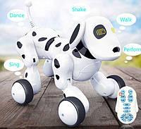 Собака робот на радиоуправлении с аккумулятором Robot Dog Интерактивная игрушка для детей