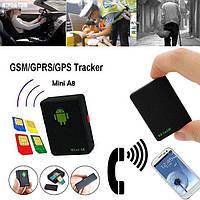 Mini A8 Tracker мини трекер GSM GPRS GPS сигнализация в реальном времени