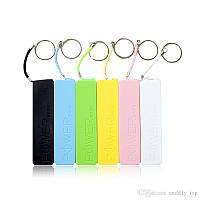 Мобильный банк зарядное устройство Mini USB портативное зарядное устройство батареи резервного копирования