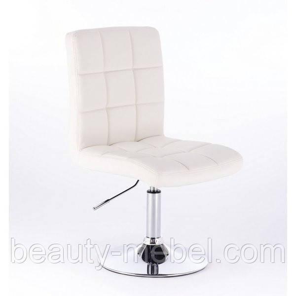 Кресло косметическое HC1015N, белое
