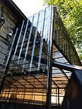 Гофрированный поликарбонат MARLON профиль Т20 1.183х3 метра Бронза, фото 4