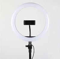 Кільцева светодіодна Led лампа для блогера селфі, лампа-кільце фотографа визажиста D 26 см Ring