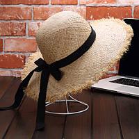 Женская соломенная шляпа. Модель 3024, фото 2
