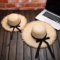 Женская соломенная шляпа. Модель 3024, фото 4