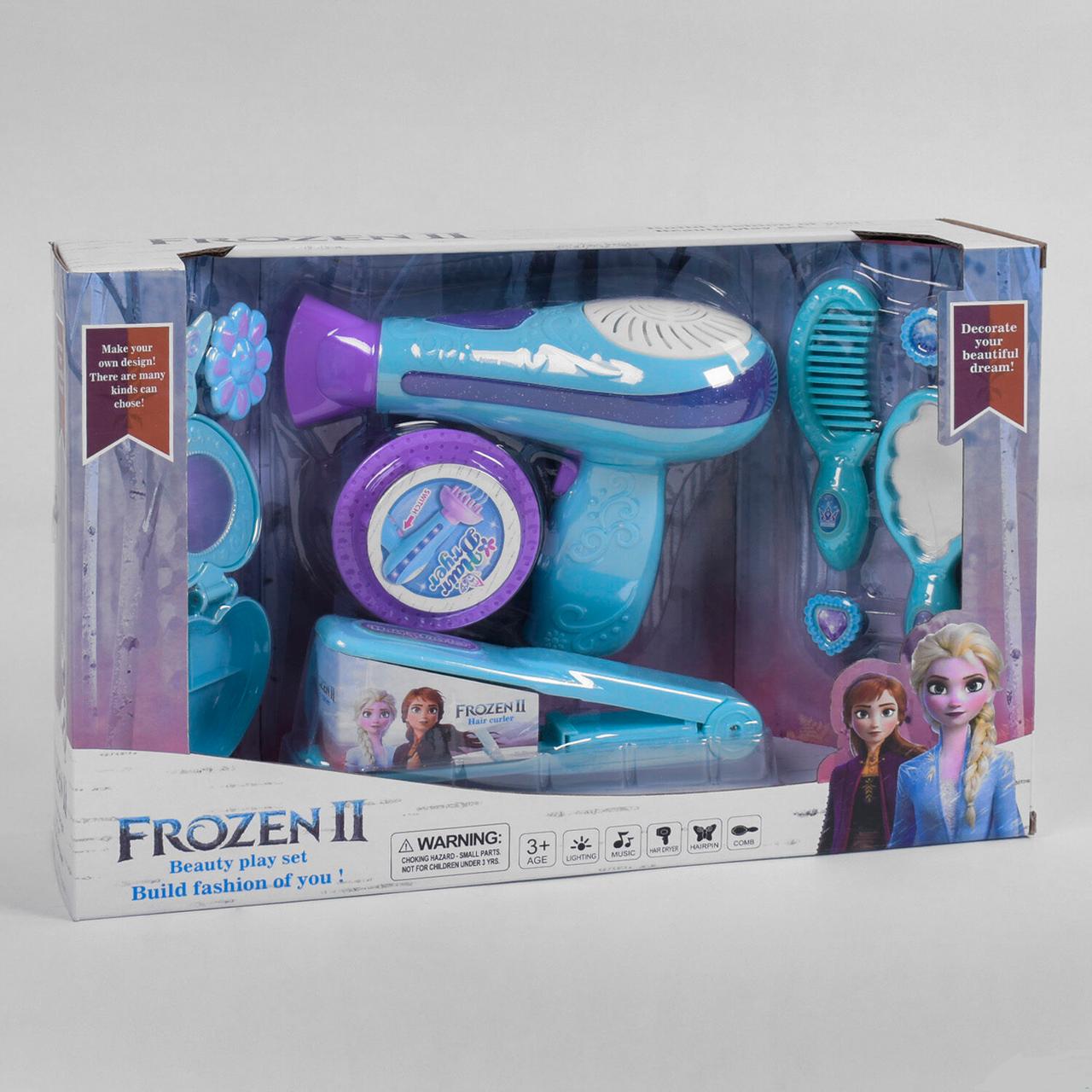 """Игровой набор парикмахер """"Холодное сердце 2"""" Frozen 2 вид 2"""