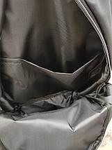 Рюкзак мужской черный с абстрактным принтом Great town 1214315969, фото 2