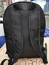 Рюкзак мужской черный с абстрактным принтом Great town 1214315969, фото 3