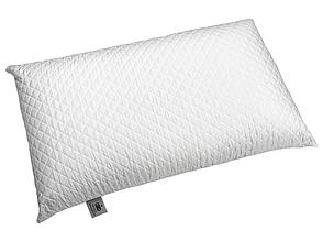 Подушка классическая анатомическая Memory c экстрактом масел Белый (INFINITO MEC13 Eco)