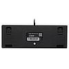 Механическая игровая клавиатура с подсветкой Metoo Zero X51, свитчи черные, фото 8