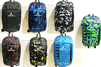 Спортивные рюкзаки JORDAN (7 цветов)23x41см