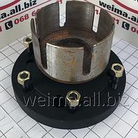 Комплект для установки бензинового двигателя 6/9 л. с. на мотоблок МТЗ (шлиц 25 мм, на 8 болтов)