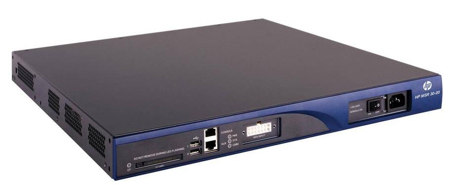Роутер (маршрутизатор) HP MSR30-20, фото 2