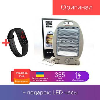 Инфракрасный кварцевый обогреватель Opera OP-H0004 800Вт