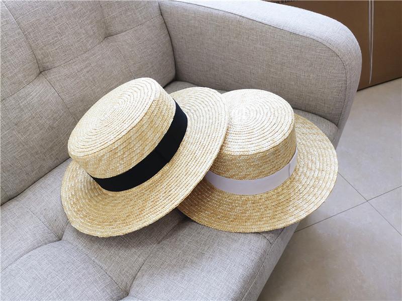 Женская соломенная шляпа. Модель 3025