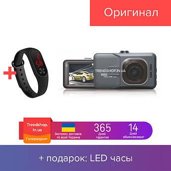 Автомобильный видеорегистратор DVR T626 HE