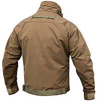 """Куртка тактическая """"SHTORM"""" COYOTE, фото 2"""