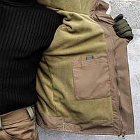 """Куртка тактическая """"SHTORM"""" COYOTE, фото 5"""