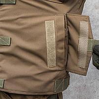 """Куртка тактическая """"SHTORM"""" COYOTE, фото 9"""