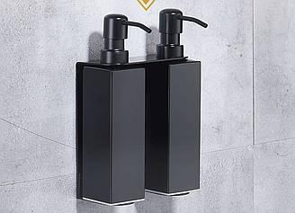 Ручной дозатор мыла настенный. Модель 3-116.