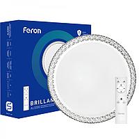 Люстра светодиодная 60W Feron AL5300 BRILLANT (с пультом), фото 1