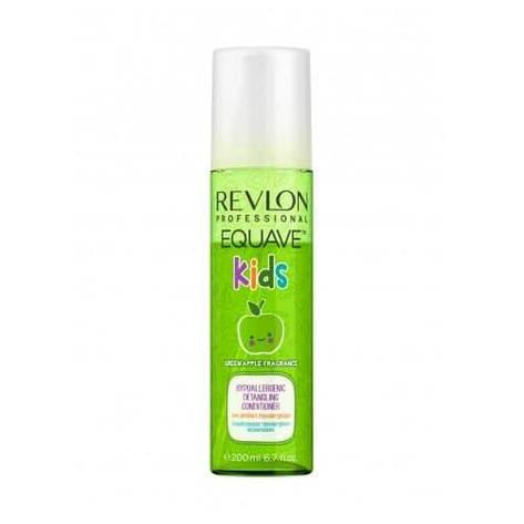 Кондиціонер двофазний Зволоження і Живлення Revlon Equave Kids 200 мл, фото 2