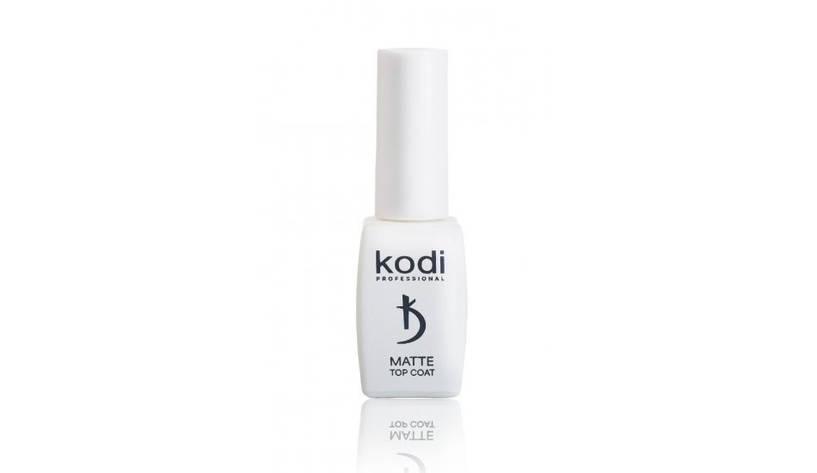 Матовое верхнее покрытие Velour Kodi Professional Matte Top Coat 8 мл, фото 2