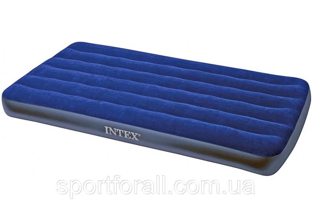 Надувний матрац Intex 64756,191 x 76 x 25 см