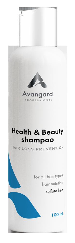 Шампунь профілактика випадіння з охолоджуючим ефектом для жіночого та чоловічого волосся 250