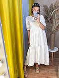 Платья из натурального коттона, фото 4