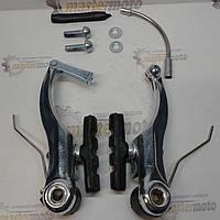 Тормоз V-brake в сборе 110мм, велосипедный., фото 1