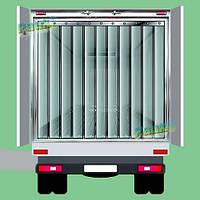 ПВХ завесы для рефрижераторов, термобудок, морозильных камер