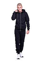 Мужской спортивный костюм флис Спортивный мужской теплый костюм Зимниние спортивные костюмы