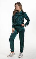 Спортивный костюм женский KML 00416K XS-L (42-48) Зеленый