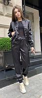 Спортивный костюм женский KML 00416K XS-L (42-48) Черный