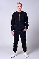Спортивный костюм теплый без капюшона URBAN SKTB9 UR (44) S Черный (AN-000161A)