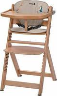 Стульчик для кормления Safety Timba Natural Wood с подушкой SF2760560000