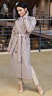 Женское демисезонное пальто LEO PRIDE Торонто 0006 XS-XL (42-50) Мокко