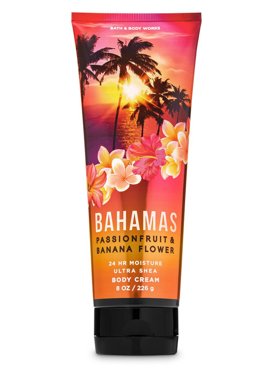 Крем для тела Bath&Body Works Bahamas Passionfruit and Banana Flower Ultra Shea Body Cream 226 г