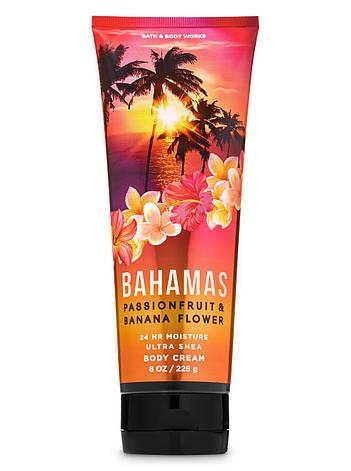 Крем для тела Bath&Body Works Bahamas Passionfruit and Banana Flower Ultra Shea Body Cream 226 г, фото 2