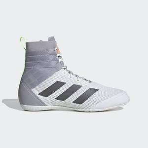 Взуття для боксу (боксерки) Adidas Speedex 18 (сірий, FW0386)