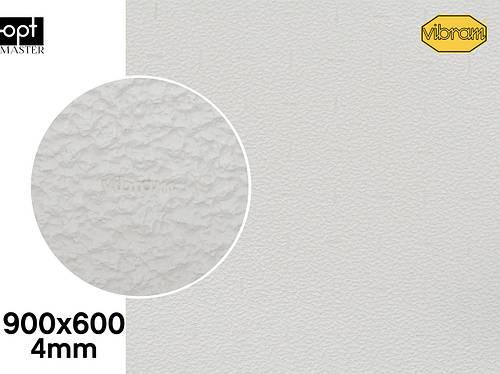 CREPE (7106), цв.белый (AC), т.4мм эластичная резина для подошв Vibram